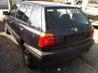 Volkswagen Golf-3 Разборочный номер X9366 #1