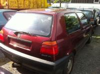 Volkswagen Golf-3 Разборочный номер 49599 #1