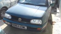 Volkswagen Golf-3 Разборочный номер W8928 #1