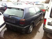 Volkswagen Golf-3 Разборочный номер 49883 #1
