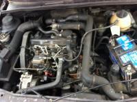 Volkswagen Golf-3 Разборочный номер 49883 #4