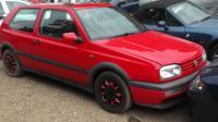 Volkswagen Golf-3 Разборочный номер 49949 #2
