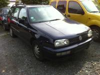 Volkswagen Golf-3 Разборочный номер 49986 #2