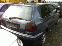 Volkswagen Golf-3 Разборочный номер 49987 #1