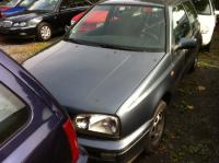 Volkswagen Golf-3 Разборочный номер 49987 #2