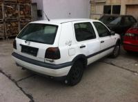 Volkswagen Golf-3 Разборочный номер 50421 #2