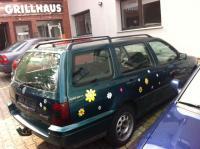 Volkswagen Golf-3 Разборочный номер 50627 #2