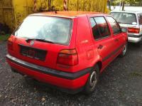 Volkswagen Golf-3 Разборочный номер 50842 #1