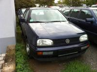 Volkswagen Golf-3 Разборочный номер 50931 #2