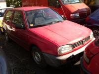 Volkswagen Golf-3 Разборочный номер X9861 #2