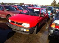 Volkswagen Golf-3 Разборочный номер 51174 #1