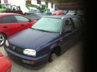 Volkswagen Golf-3 Разборочный номер L5398 #1