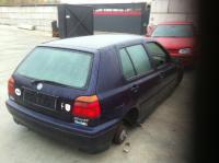 Volkswagen Golf-3 Разборочный номер L5398 #2