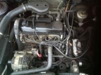 Volkswagen Golf-3 Разборочный номер L5398 #4