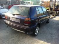 Volkswagen Golf-3 Разборочный номер L5462 #2