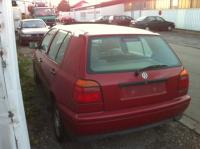 Volkswagen Golf-3 Разборочный номер 51803 #1