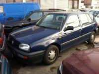 Volkswagen Golf-3 Разборочный номер 51881 #2