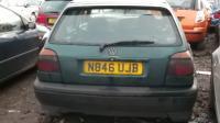Volkswagen Golf-3 Разборочный номер 51917 #3