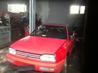 Volkswagen Golf-3 Разборочный номер L5583 #1
