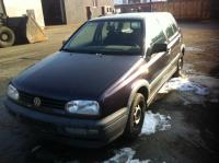 Volkswagen Golf-3 Разборочный номер L5634 #1
