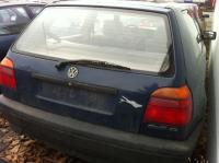 Volkswagen Golf-3 Разборочный номер 52609 #1