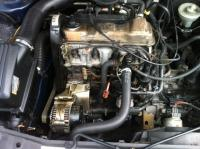Volkswagen Golf-3 Разборочный номер 52609 #4