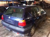 Volkswagen Golf-3 Разборочный номер 52888 #4