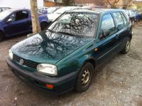 Volkswagen Golf-3 Разборочный номер 52938 #2