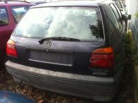 Volkswagen Golf-3 Разборочный номер S0393 #1