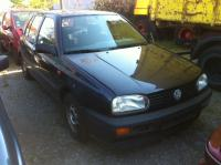 Volkswagen Golf-3 Разборочный номер S0441 #2