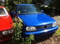 Volkswagen Golf-3 Разборочный номер 54222 #2