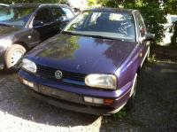 Volkswagen Golf-3 Разборочный номер S0554 #2