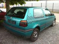 Volkswagen Golf-3 Разборочный номер S0563 #1