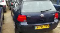 Volkswagen Golf-4 Разборочный номер W7924 #2