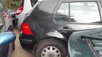 Volkswagen Golf-4 Разборочный номер W8070 #2