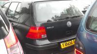 Volkswagen Golf-4 Разборочный номер W8070 #3
