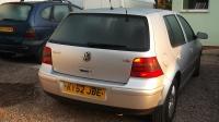 Volkswagen Golf-4 Разборочный номер 46109 #1