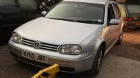 Volkswagen Golf-4 Разборочный номер 46109 #2