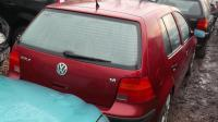 Volkswagen Golf-4 Разборочный номер 47348 #1
