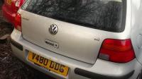 Volkswagen Golf-4 Разборочный номер 47861 #2