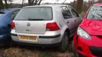 Volkswagen Golf-4 Разборочный номер W8634 #2