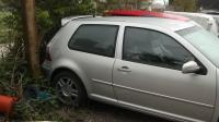 Volkswagen Golf-4 Разборочный номер 49021 #2