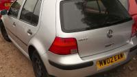 Volkswagen Golf-4 Разборочный номер 49442 #3