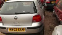 Volkswagen Golf-4 Разборочный номер 49442 #4
