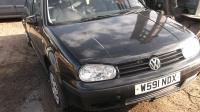 Volkswagen Golf-4 Разборочный номер 49753 #4