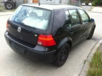 Volkswagen Golf-4 Разборочный номер 50050 #2