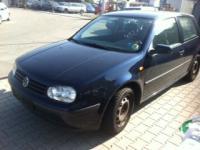 Volkswagen Golf-4 Разборочный номер 50330 #1