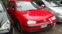 Volkswagen Golf-4 Разборочный номер W9128 #1