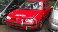 Volkswagen Golf-4 Разборочный номер W9128 #2