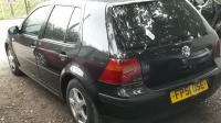 Volkswagen Golf-4 Разборочный номер 50726 #3